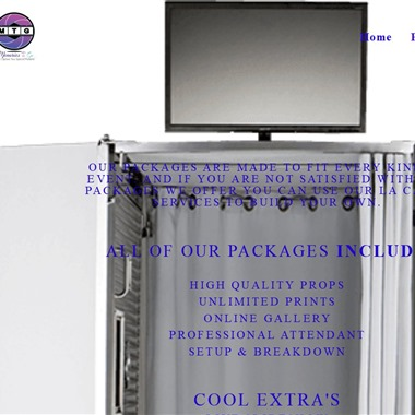 Memories To Go Photo Booth Rentals wedding vendor preview