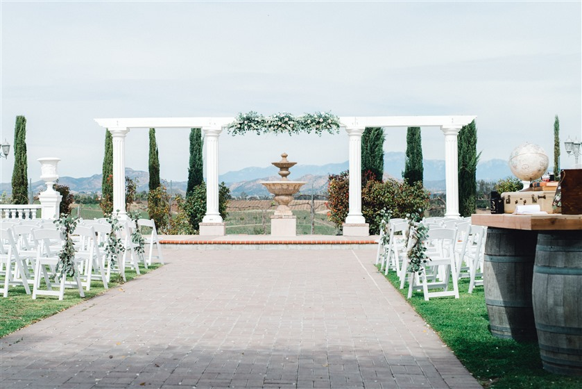 Mount Palomar Winery wedding vendor photo