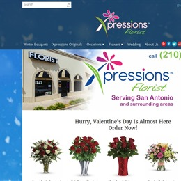Photo of Xpressions Florist Test, a wedding Florists in San Antonio