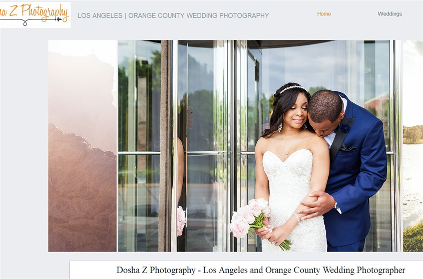 Dosha Z Photography wedding vendor photo