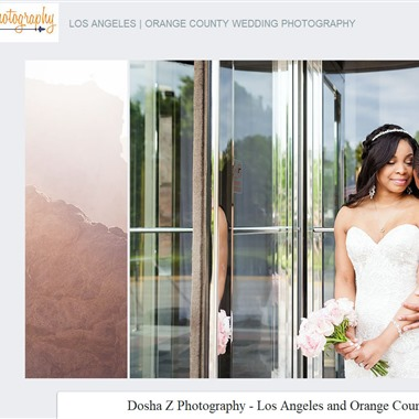 Dosha Z Photography wedding vendor preview