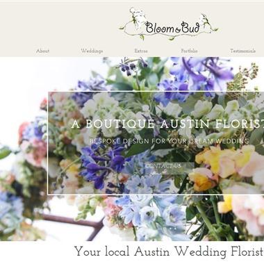 Bloom & Bud wedding vendor preview