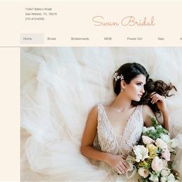 Swan Bridal photo