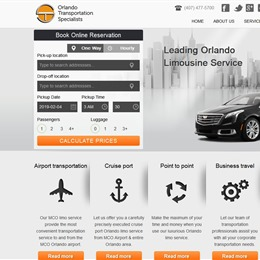 Photo of Orlando Transportation Specialists Test, a wedding Limo Services in Orlando