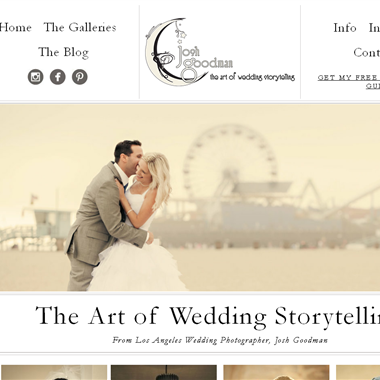 Josh Goodman  wedding vendor preview
