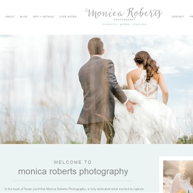 Monica Roberts Photography wedding vendor preview