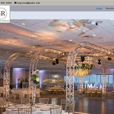 Rosenberg Skyroom wedding vendor preview