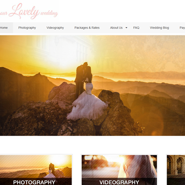 Your Lovely Wedding wedding vendor preview