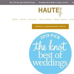Haute Weddings photo