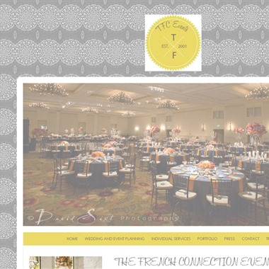 The French Connection Events wedding vendor preview
