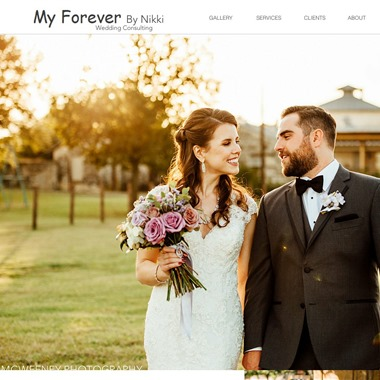My Forever by Nikki Wedding Consulting wedding vendor preview