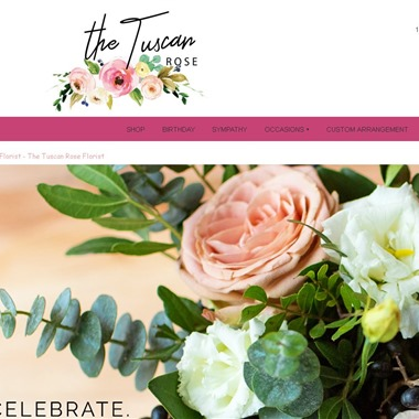 The Tuscan Rose Florist wedding vendor preview