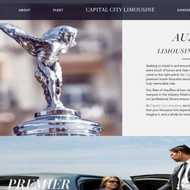 Capital City Limousine wedding vendor preview