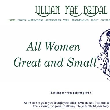 Lillian Mae Bridal wedding vendor preview