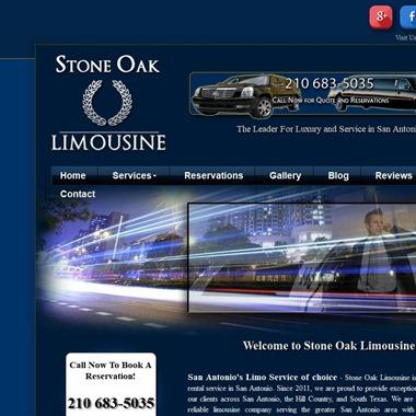 Stone Oak Limousine wedding vendor preview