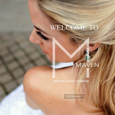 Makeup Maven and Co. Salon Hair wedding vendor preview