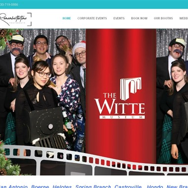 Remember the Time Photo Booth wedding vendor preview