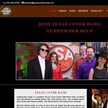 Gunpowder Soup Band wedding vendor preview