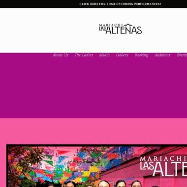 Mariachi Las Altenas wedding vendor preview