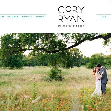 Cory Ryan Photography wedding vendor preview