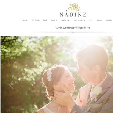 Nadine Photography wedding vendor preview