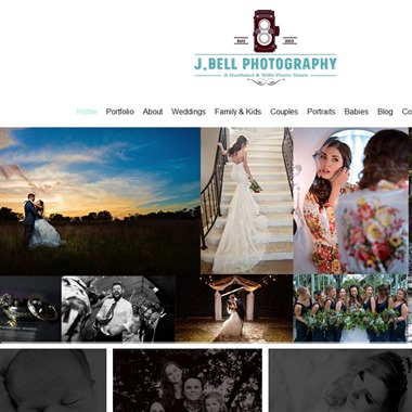 J. Bell Photography wedding vendor preview