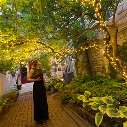 Photo of Chase Court, a wedding venue in Baltimore