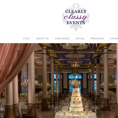 Clearly Classy Events wedding vendor preview