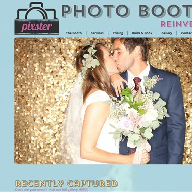 Pixster Photo Booth Rental Austin wedding vendor preview
