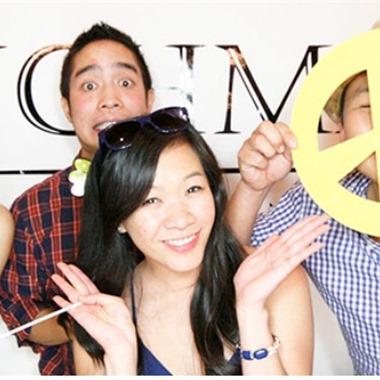 JOY Photo Booth wedding vendor preview