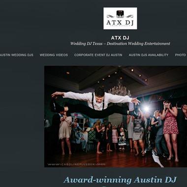 ATX Dj wedding vendor preview