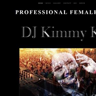 DJ Kimmy K wedding vendor preview