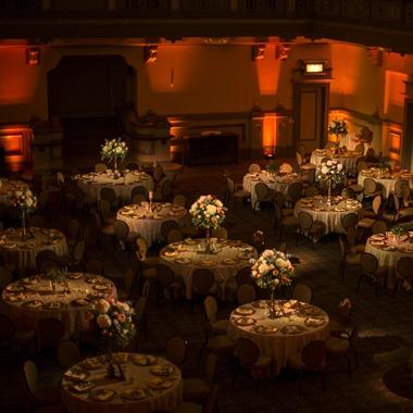The Lighting & Sound Company wedding vendor preview