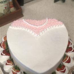 Photo of Kakes by katie, a wedding cake bakery in Jacksonville