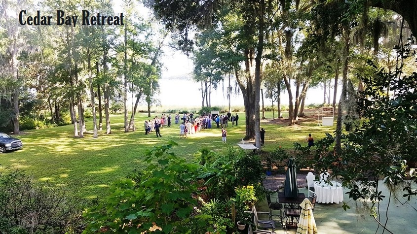 Cedar Bay Retreat wedding vendor photo