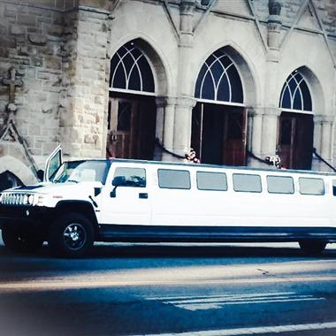 Champion Limousine Service wedding vendor preview