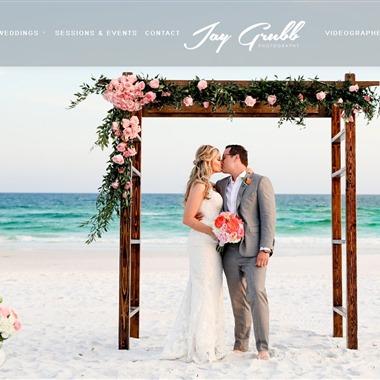 Jay Grubb Wedding Photography wedding vendor preview