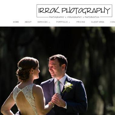 Irrok Photography wedding vendor preview