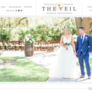 The Veil Wedding Photography wedding vendor preview