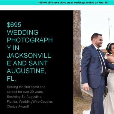 John Fountain Photography wedding vendor preview