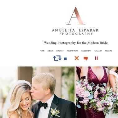 Angelita Esparar Photography wedding vendor preview