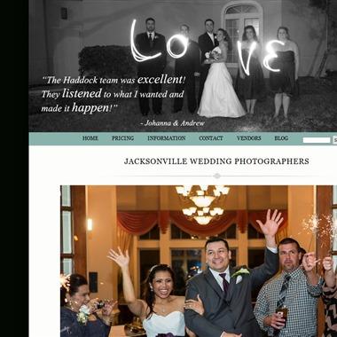Haddock Photography wedding vendor preview