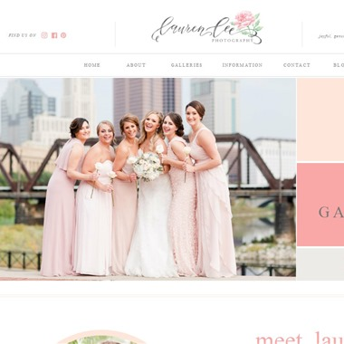 Lauren Lee Photography wedding vendor preview