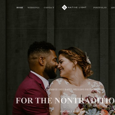 Native Light Photography wedding vendor preview