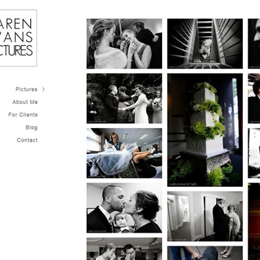 Karen Evans Pictures LLC wedding vendor preview