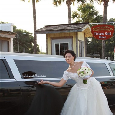 Actionville Limousines wedding vendor preview