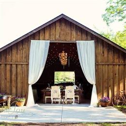 Photo of The Barn in Zionsville, a wedding venue in Indianapolis