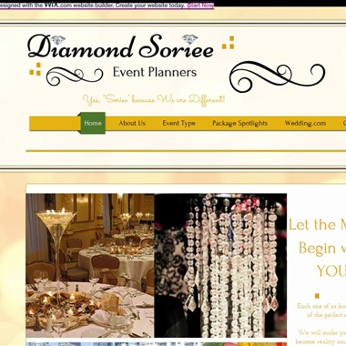 Diamond Soriee Event Planners wedding vendor preview
