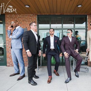 JT Vinson Clothiers wedding vendor preview