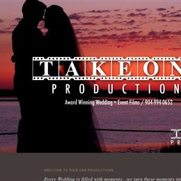 Photo of Take One Productions, a wedding videographer in Jacksonville